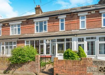 Thumbnail 3 bedroom terraced house for sale in Meadow Road, Gravesend, Kent