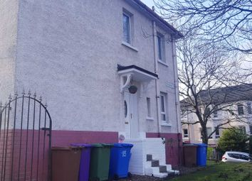 Thumbnail 3 bed cottage to rent in Clova Street, Thornliebank, Glasgow