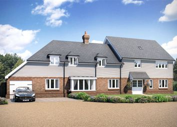 Thumbnail 6 bed detached house for sale in Honeypot Lane, Edenbridge, Kent