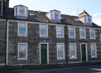 Thumbnail 1 bed flat for sale in 41 Marine Road, Rothesay, Isle Of Bute