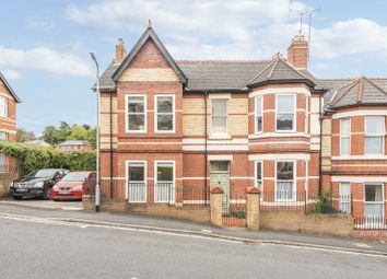 Thumbnail 4 bed semi-detached house for sale in Llanthewy Road, Newport