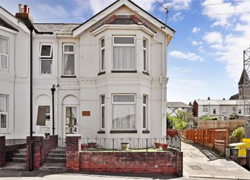Thumbnail 3 bed semi-detached house for sale in Landguard Road, Shanklin, Isle Of Wight