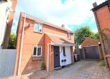 The Ridings, Thorley, Bishop's Stortford CM23. 3 bed detached house