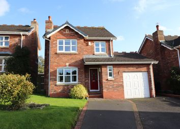 Thumbnail 3 bed detached house for sale in Larch Drive, Stanwix, Carlisle