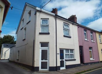 Thumbnail 4 bed end terrace house for sale in 31 Northfield Road, Okehampton, Devon