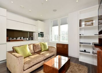 Thumbnail 1 bed flat to rent in Marconi House, Strand