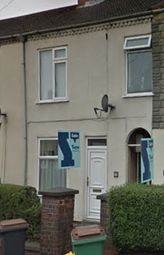 Thumbnail 3 bed terraced house to rent in Belvoir Road, Coalville