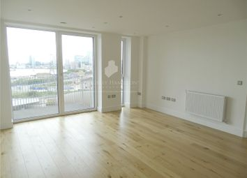 Thumbnail 2 bed flat to rent in Sovereign Tower, Canning Town, London