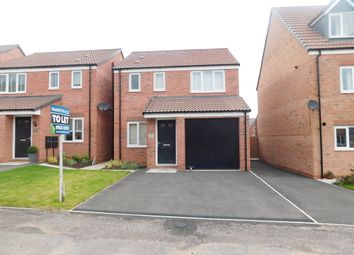 Thumbnail 3 bed detached house to rent in Newstead Road, Annesley, Nottingham
