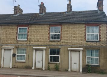 Thumbnail 1 bed terraced house to rent in Royal Cottages, Watling Street, Hockliffe