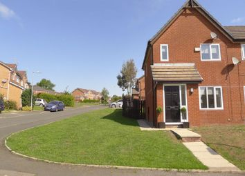Thumbnail 2 bed semi-detached house for sale in Duncombe Road, Bolton
