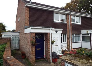 Thumbnail 1 bed flat to rent in Cumberland Way, Dibden, Southampton