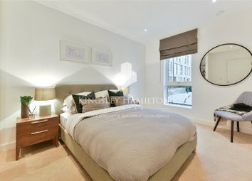 Thumbnail 1 bed flat to rent in Discovery Tower, 1 Terry Spinks Place, London