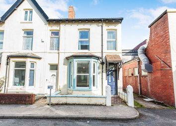 Thumbnail 2 bed terraced house for sale in Gordon Street, Blackpool