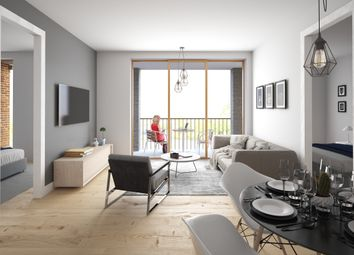 Thumbnail 2 bed flat for sale in Popworks, 162-164 Oldham Road, Manchester