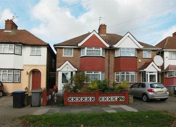 Thumbnail 3 bed semi-detached house for sale in Grand Avenue, Wembley
