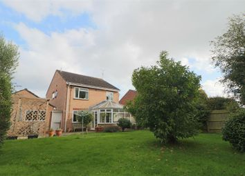 Thumbnail 4 bed detached house for sale in Long Field, Highnam, Gloucester