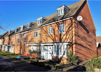 Thumbnail 4 bed end terrace house for sale in Chamberlain Fields, Littleport, Ely