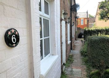 Thumbnail 2 bed terraced house to rent in Rose Cottages, Holway Avenue, Taunton, Somerset