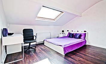 Thumbnail 2 bedroom flat to rent in Kelso Road, Leeds