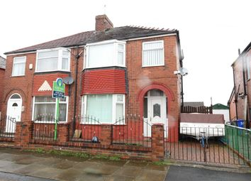 Thumbnail 3 bed semi-detached house for sale in Frederick Street, Denton, Manchester