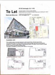 Thumbnail Retail premises to let in Market Street, Bolton