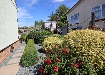 Thumbnail 2 bed mobile/park home for sale in Forest House Park Home, Back Lane, Ollerton, Nottinghamshire