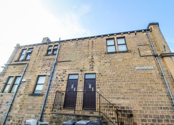Thumbnail 1 bed flat to rent in Grisedale Avenue, Birkby, Huddersfield