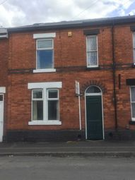 Thumbnail 4 bed terraced house to rent in Arundel Street, Derby