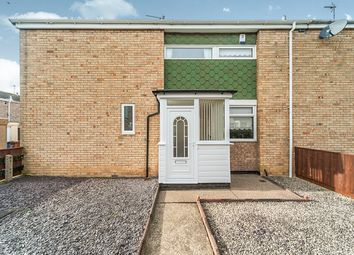 Thumbnail 3 bed terraced house for sale in Ashworthy Close, Bransholme, Hull