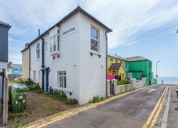 Thumbnail 1 bed cottage for sale in Granville Road East, Sandgate, Folkestone