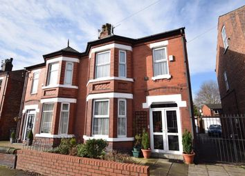 Thumbnail 4 bed semi-detached house for sale in Whitelake Avenue, Urmston, Manchester