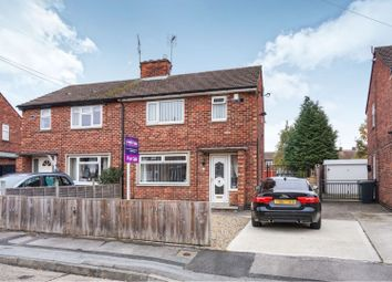 Thumbnail 2 bed semi-detached house for sale in The Reeves, York
