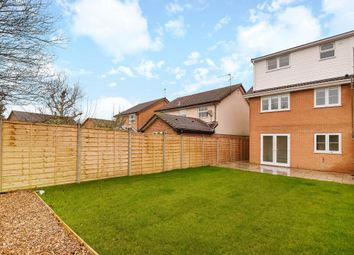 Thumbnail 4 bedroom semi-detached house to rent in Chatteris Way, Lower Earley