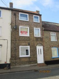 Thumbnail 3 bed terraced house to rent in High Street, Hilgay, Downham Market
