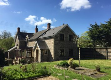 Thumbnail 4 bed property for sale in Waterlip, Waterlip, Shepton Mallet