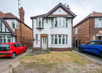 Thumbnail 3 bed detached house for sale in Church Road, Burton Joyce, Nottingham