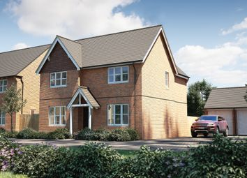 "Thumbnail 4 bedroom detached house for sale in ""The Astley"" at Penny Lane, Amesbury, Salisbury"