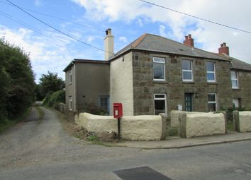 Thumbnail 2 bed end terrace house to rent in Calais Road, St Erth Praze, Hayle