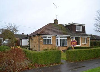 Thumbnail 2 bed semi-detached bungalow for sale in The Close, Roade, Northampton