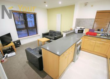 Thumbnail 4 bed flat to rent in Derwentwater Terrace, Headingley, Leeds