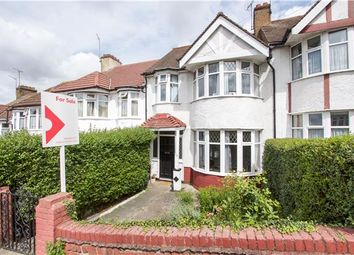 Thumbnail 3 bedroom terraced house for sale in Highfield Avenue, Kingsbury