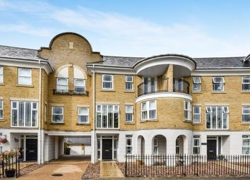Thumbnail 5 bed town house for sale in Dettingen Crescent, Camberley GU16,