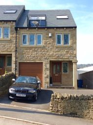 Thumbnail 4 bed town house for sale in Friezland Lane, Greenfield, Oldham