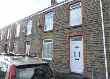 Thumbnail 3 bed terraced house for sale in Glantawe Street, Morriston, Swansea