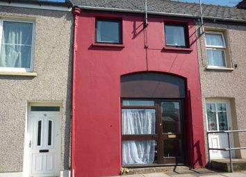 Thumbnail 1 bed terraced house for sale in 96A Dew Street, Haverfordwest, Pembrokeshire