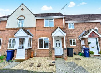 Thumbnail 2 bed terraced house for sale in Cloverfields, Gillingham