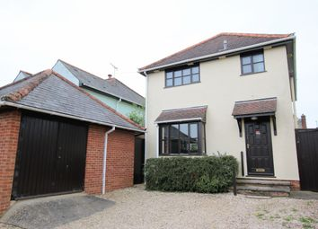 Thumbnail 3 bed detached house to rent in The Maltings, Dunmow