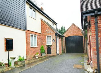 Thumbnail 3 bed semi-detached house for sale in Cobbins Way, Harlow, Essex
