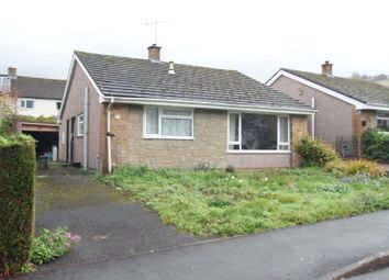 Thumbnail 2 bed detached bungalow for sale in Oakfield Drive, Crickhowell